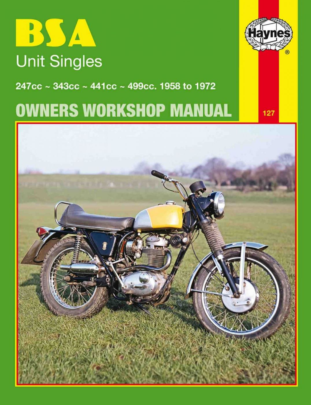 Haynes Manuals - 680127Y image