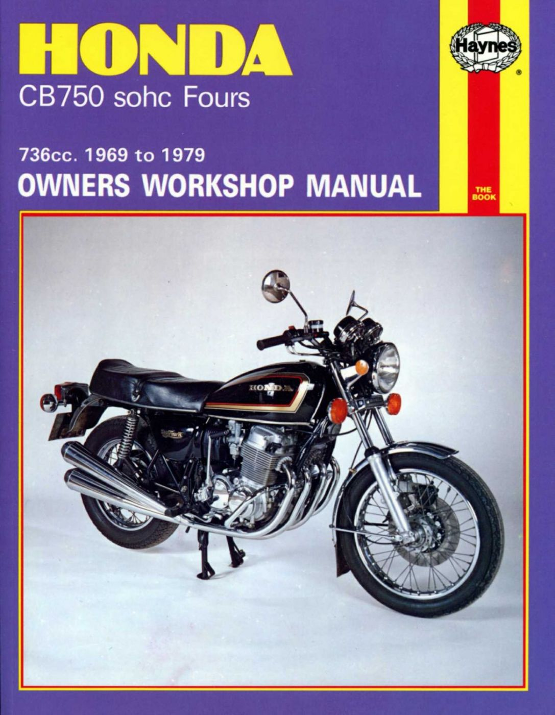 Haynes Manuals - 680131Y image