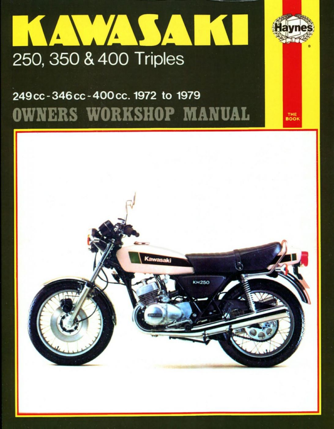 Haynes Manuals - 680134Y image