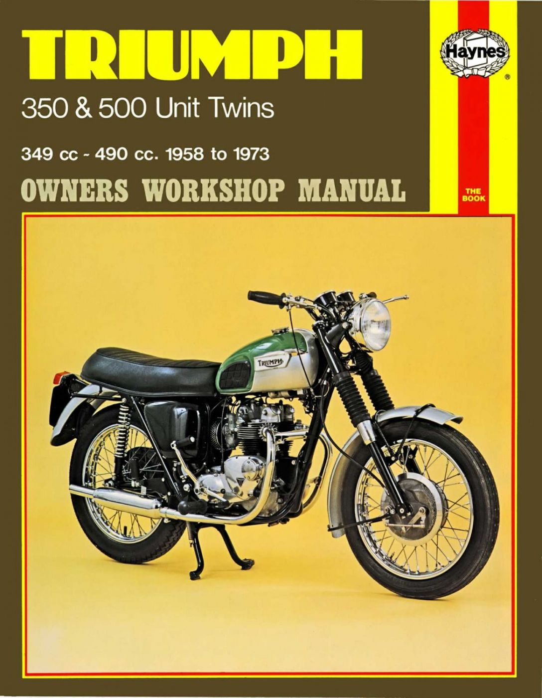 Haynes Manuals - 680137Y image
