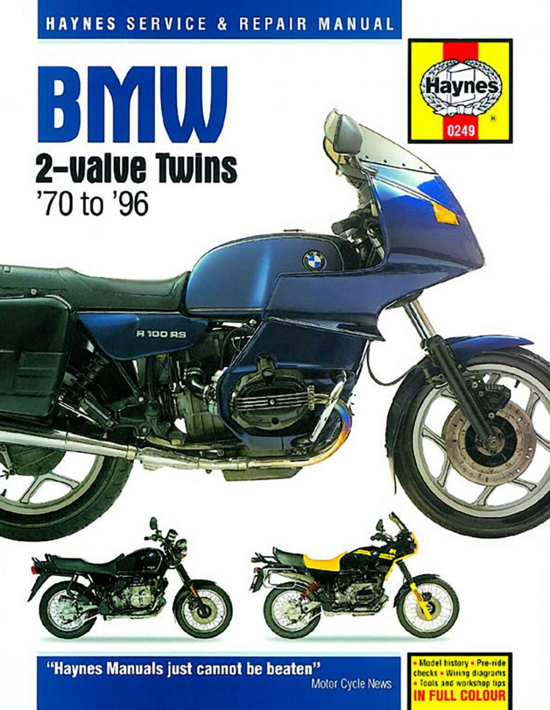 Haynes Manuals - 680249Y image
