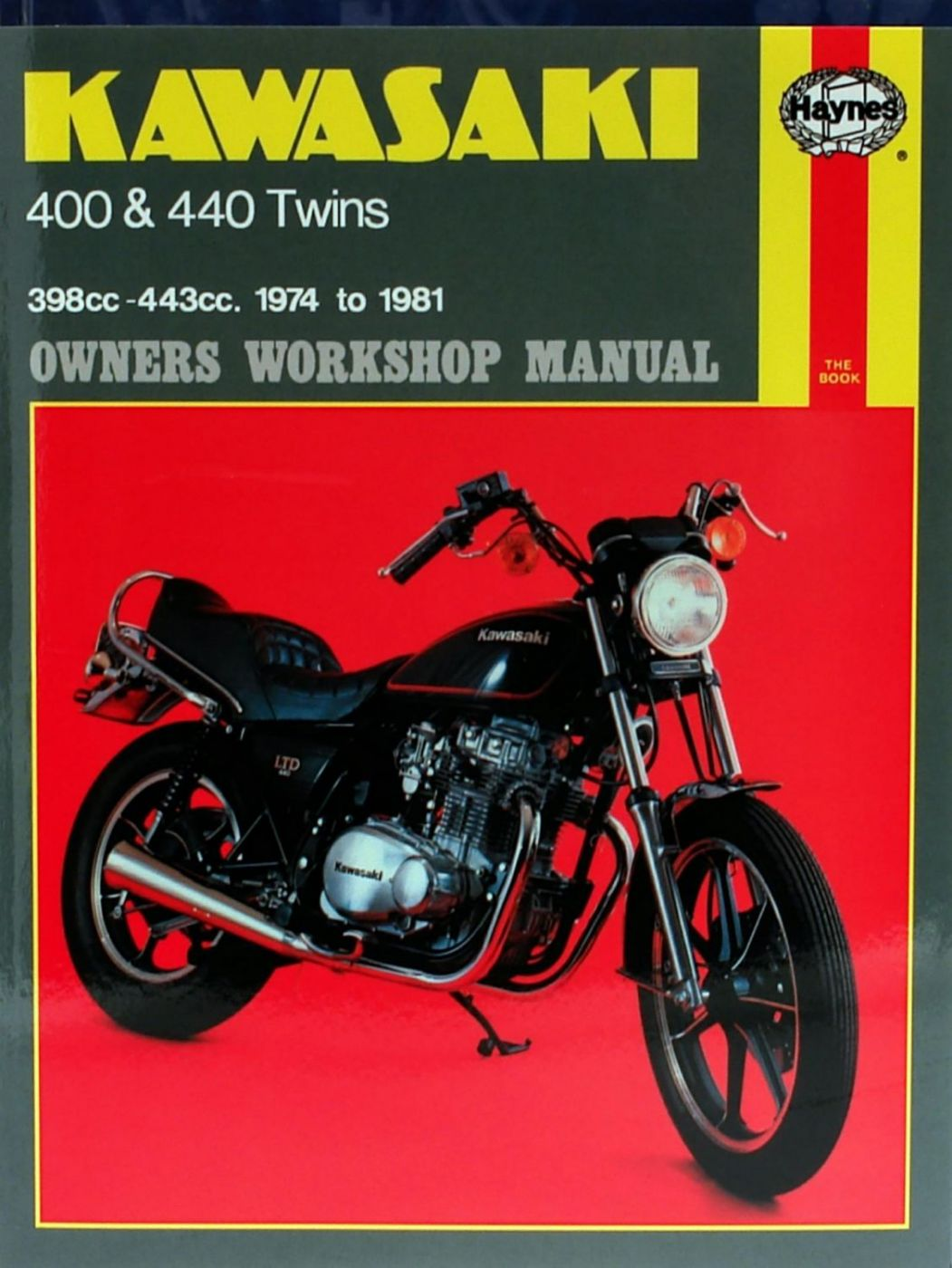 Haynes Manuals - 680281Y image