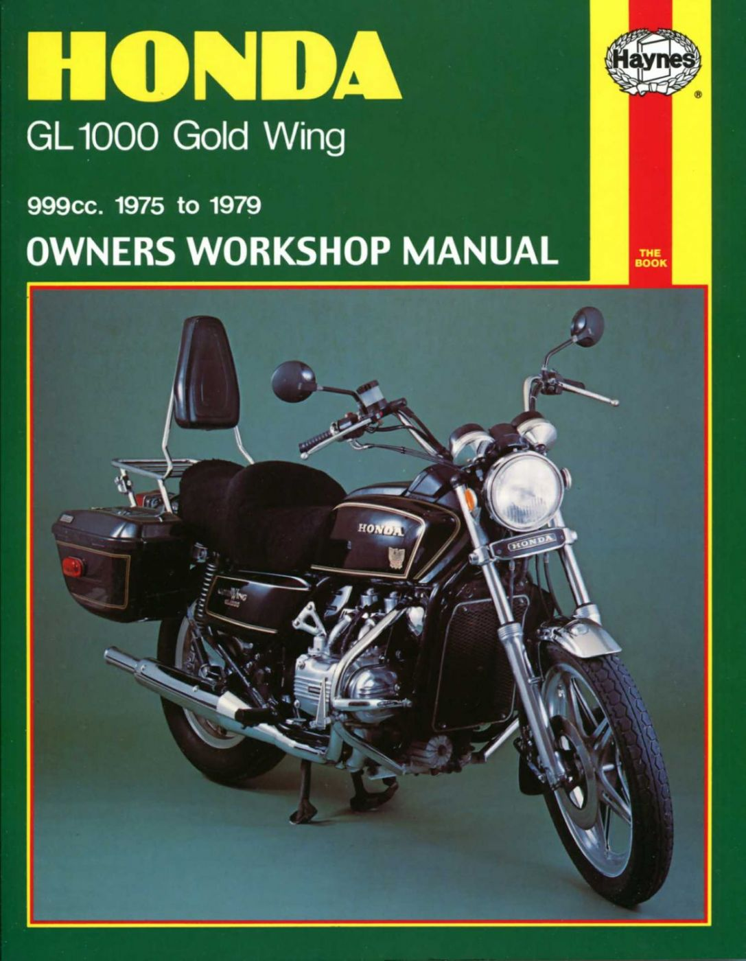 Haynes Manuals - 680309Y image