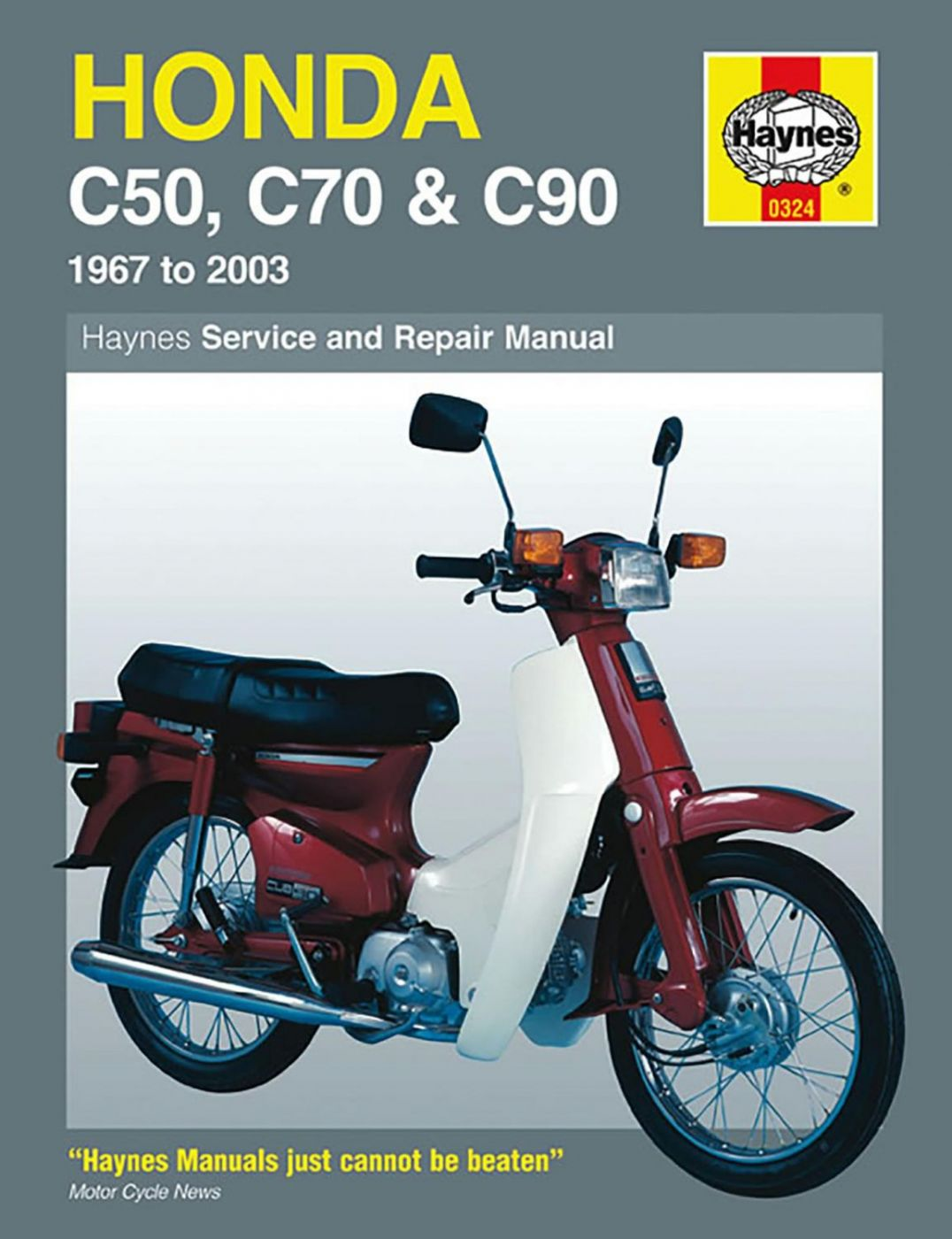 Haynes Manuals - 680324Y image