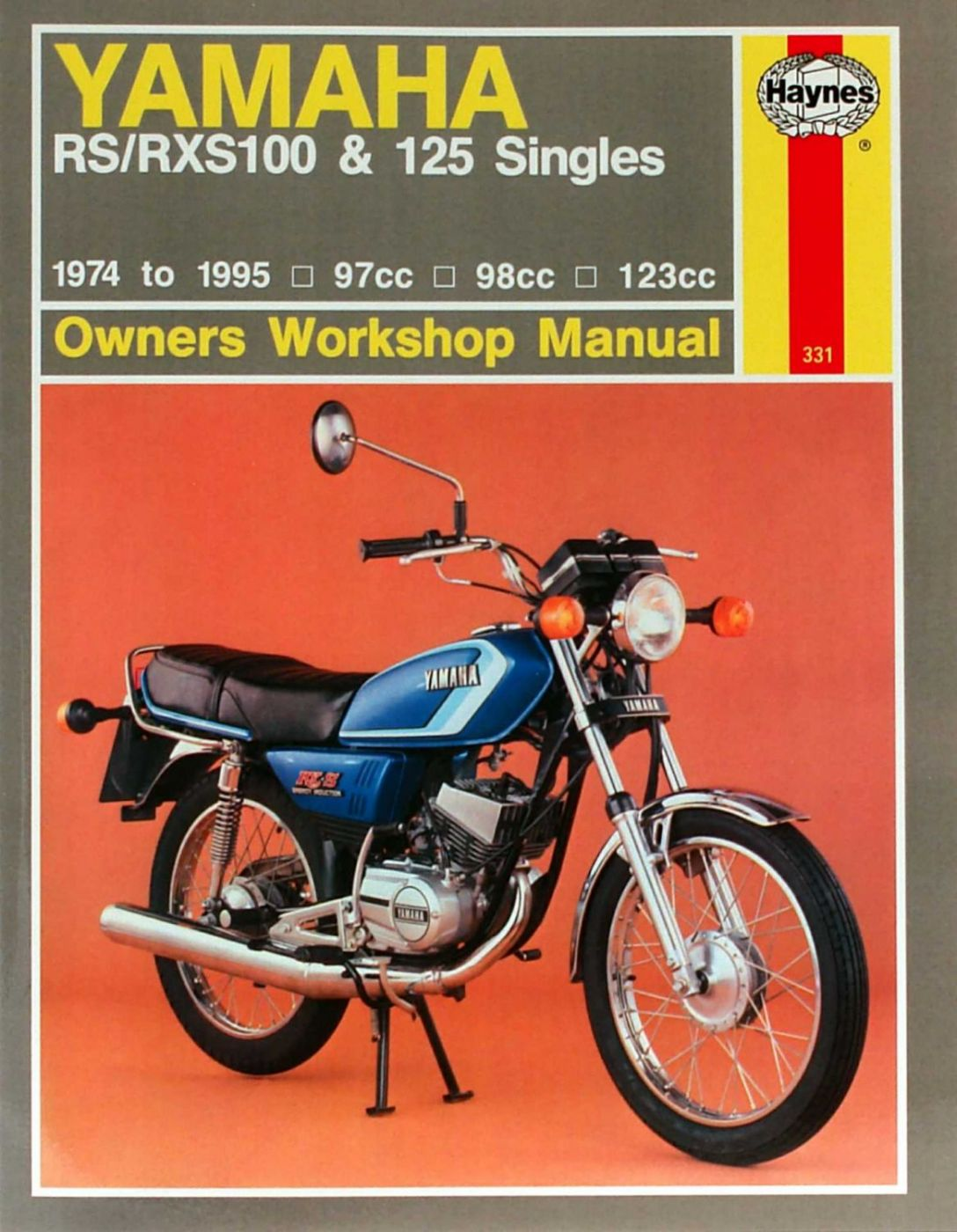 Haynes Manuals - 680331Y image