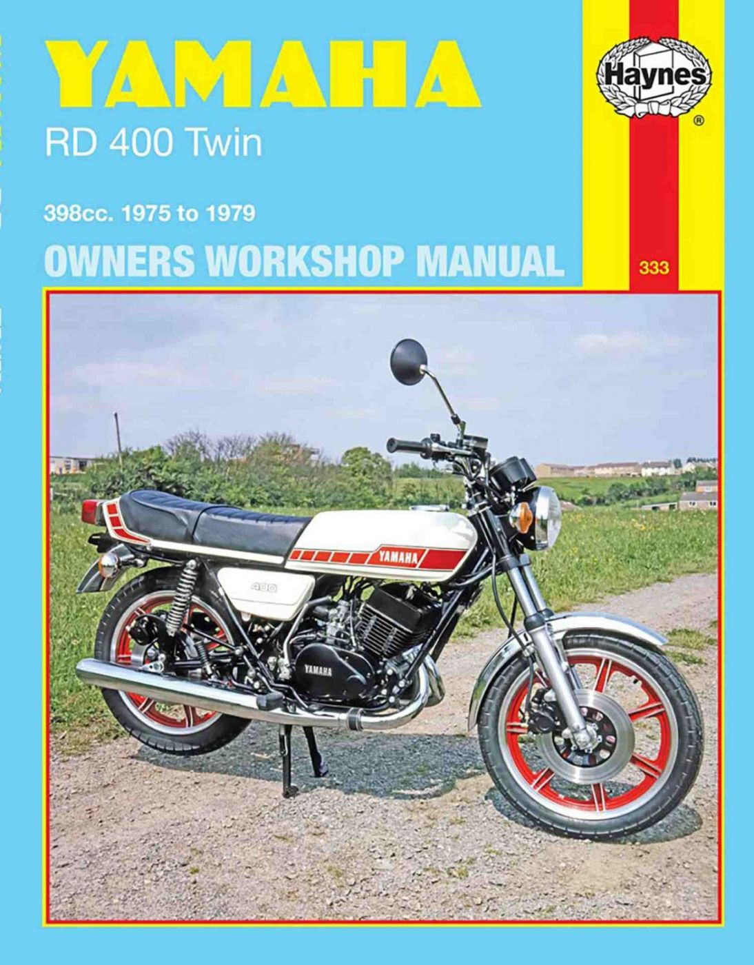 Haynes Manuals - 680333Y image