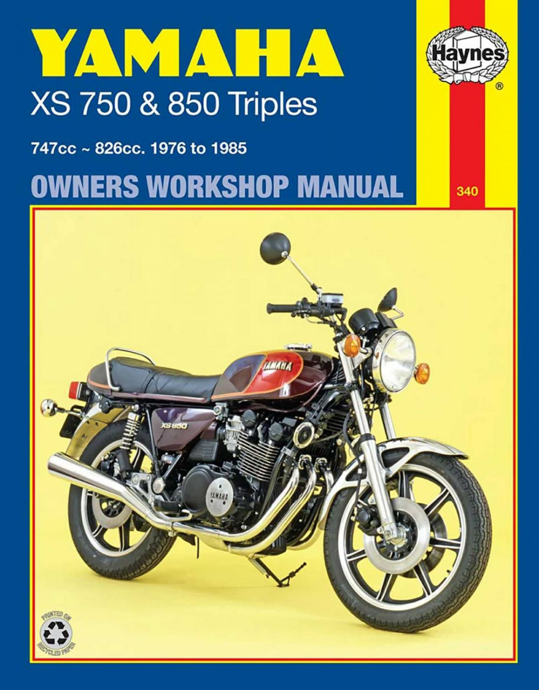 Haynes Manuals - 680340Y image