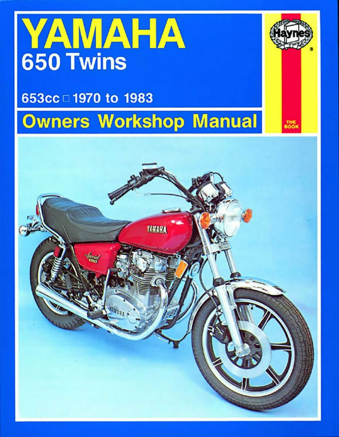 Haynes Manuals - 680341Y image