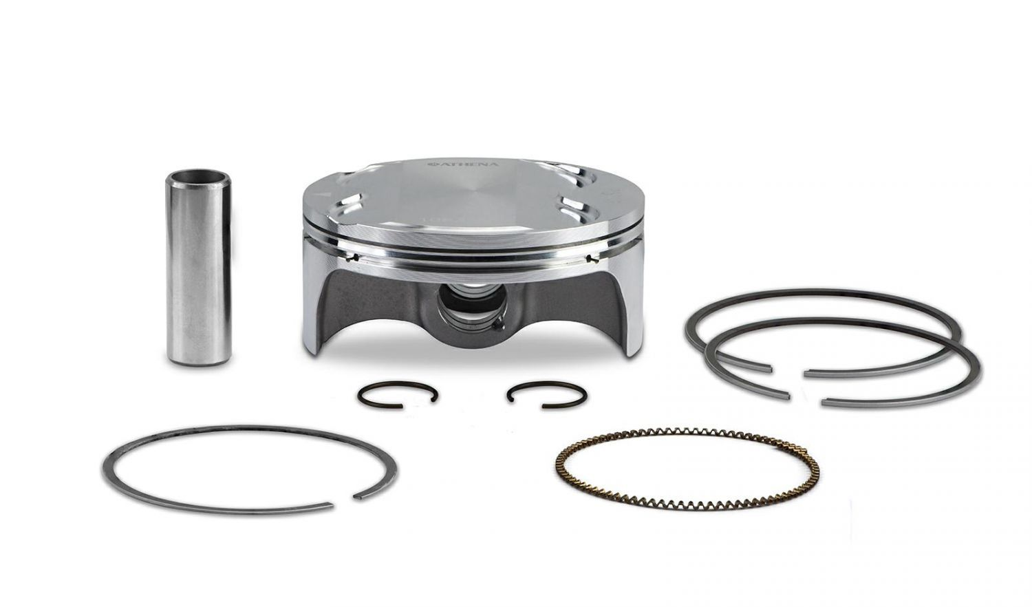 Athena Forged Pistons (Racing) - 132641AFA image