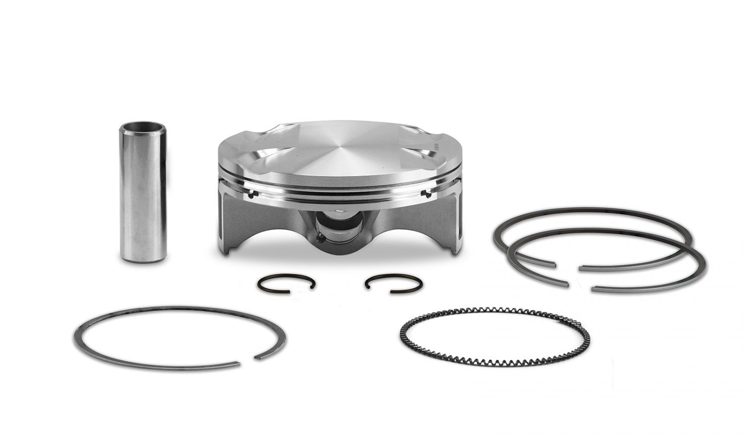 Athena Forged Pistons (Racing) - 133675AFA image
