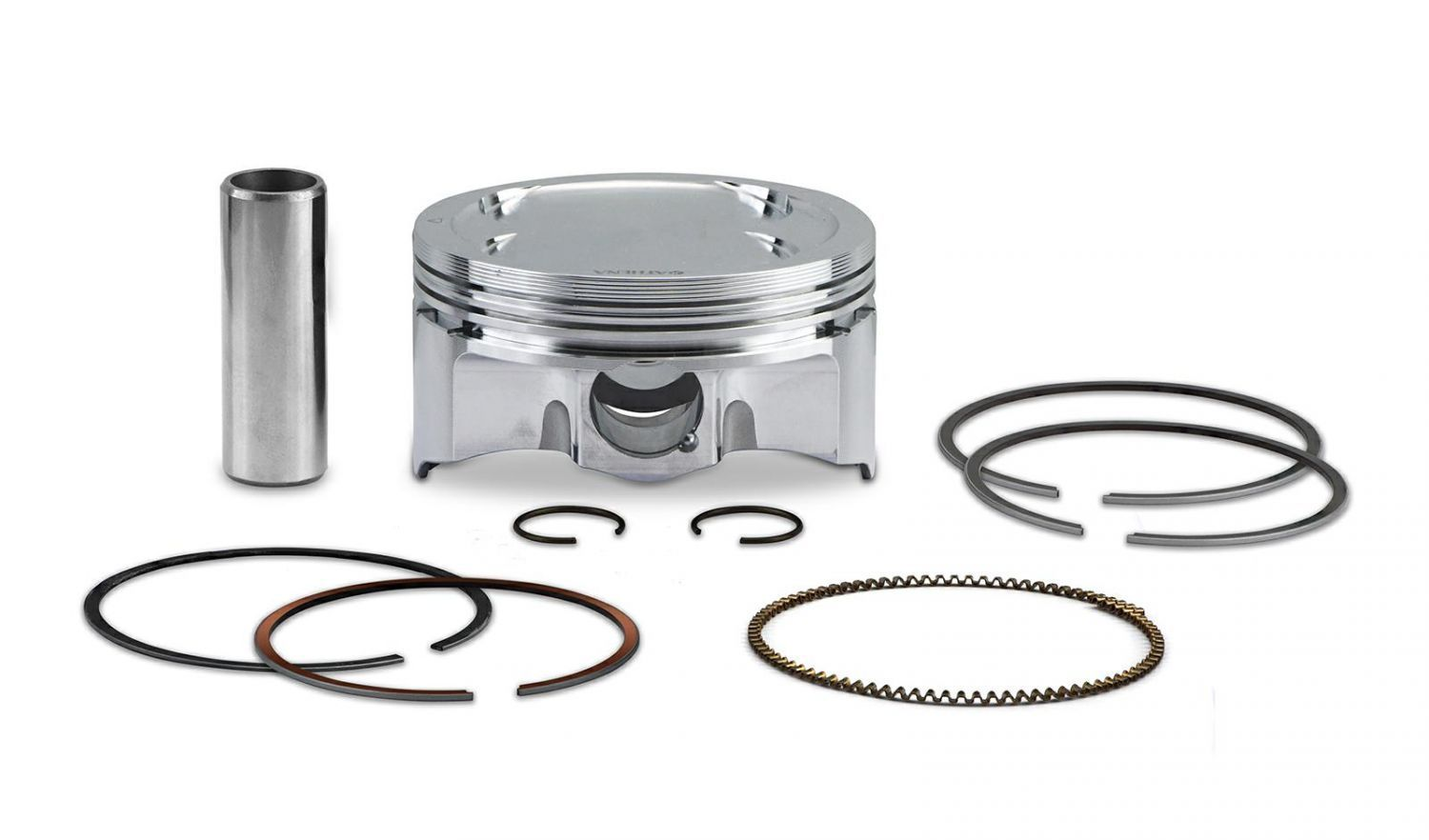 Athena Forged Pistons (Racing) - 133814AFA image