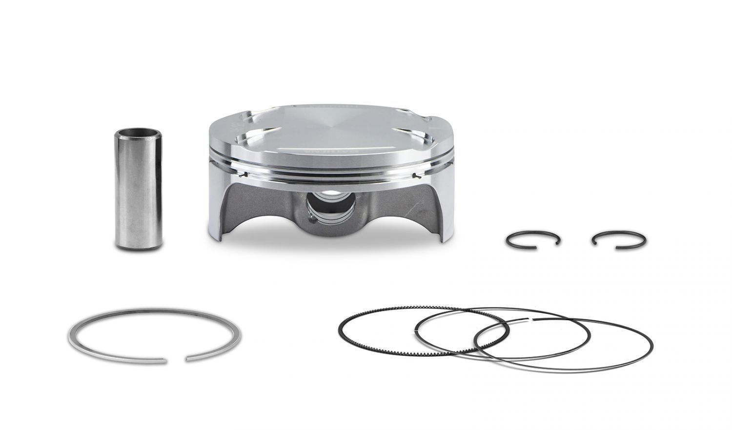 Athena Forged Pistons (Racing) - 133674AFA image