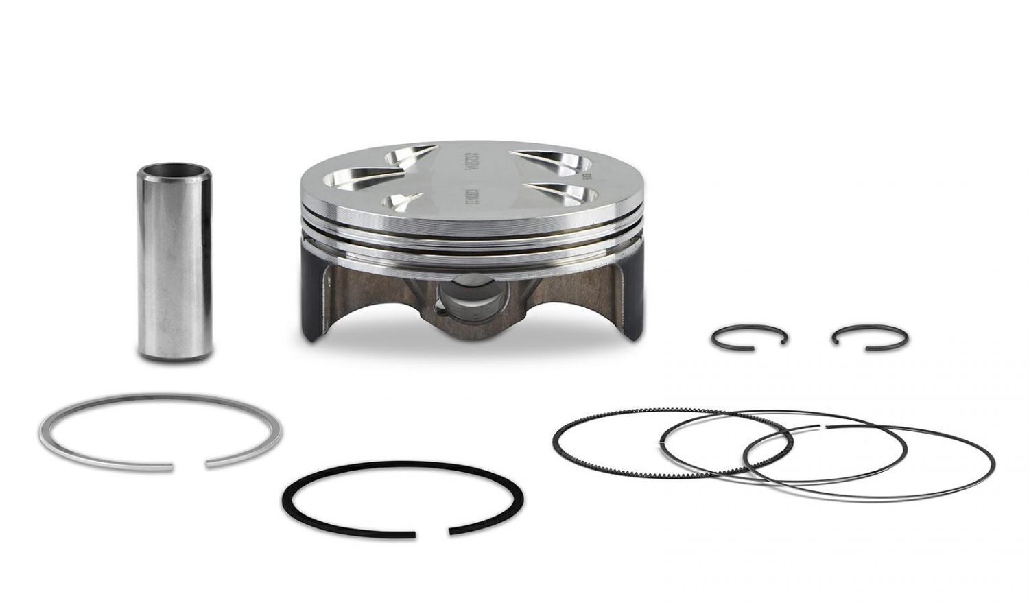 Athena Forged Pistons (Racing) - 134675AFA image