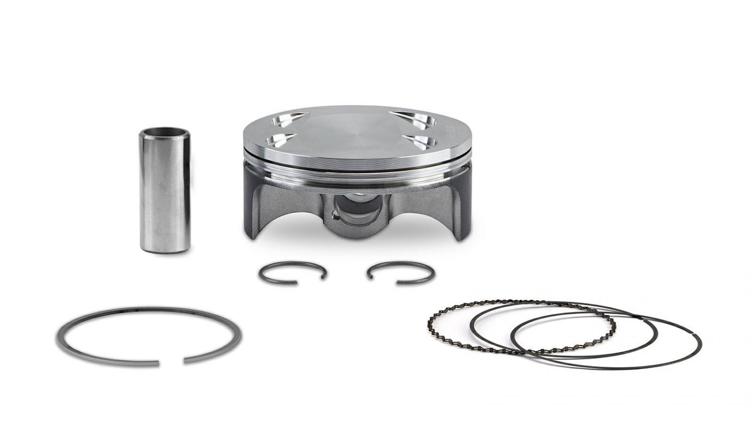 Athena Forged Pistons (Racing) - 135394AFB image