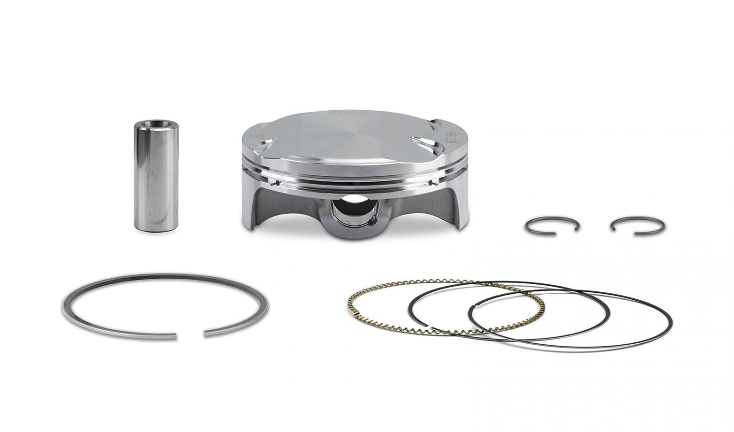 Athena Forged Pistons (Racing) - 135530AFB image