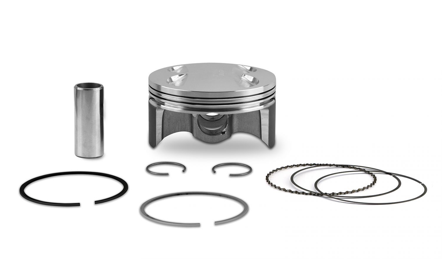 Athena Forged Pistons (Racing) - 135538AFB image