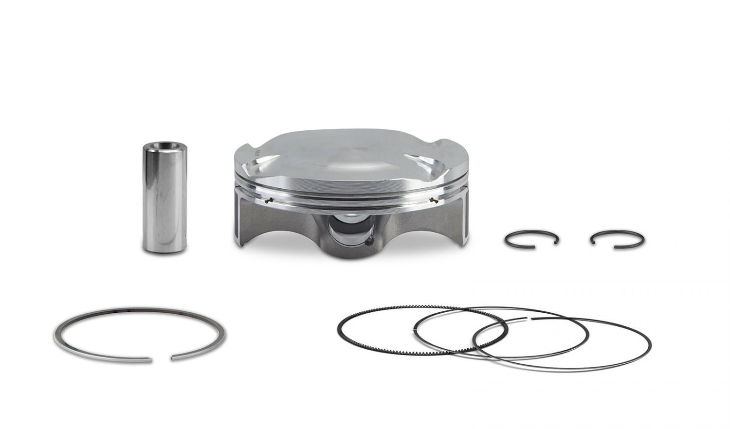 Athena Forged Pistons (Racing) - 135556AFA image