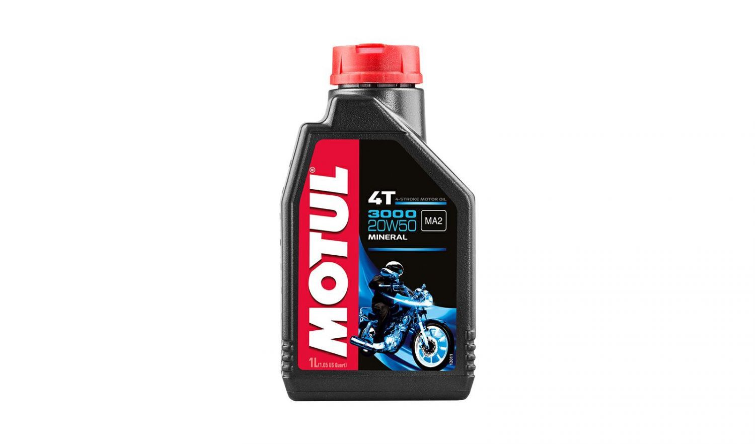 4 Stroke Engine Oils - 670111M image
