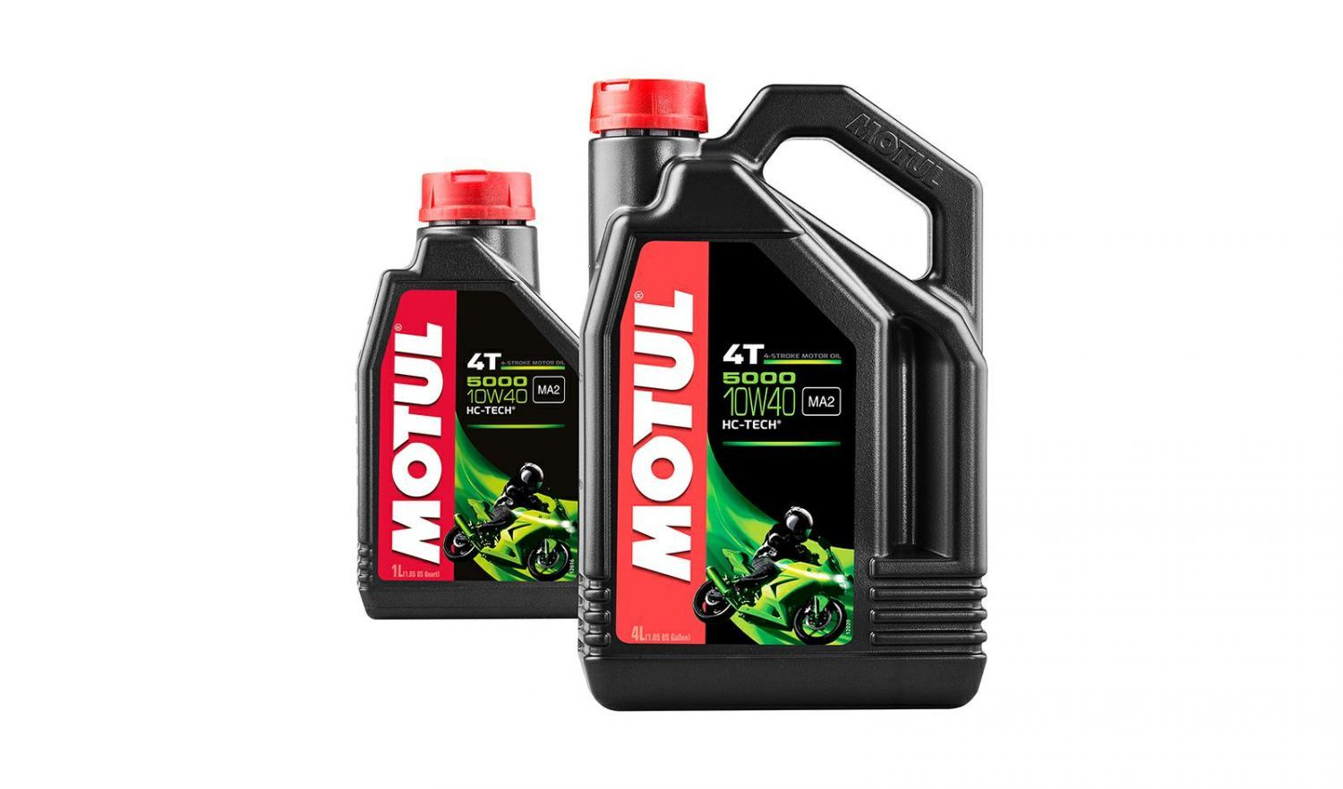 4 Stroke Engine Oils - 670123M image