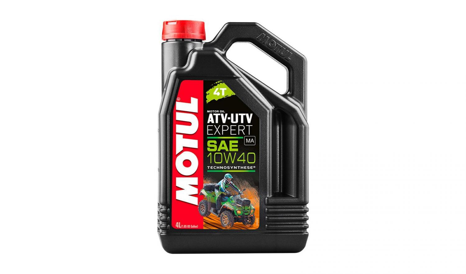 4 Stroke Engine Oils - 670214M image