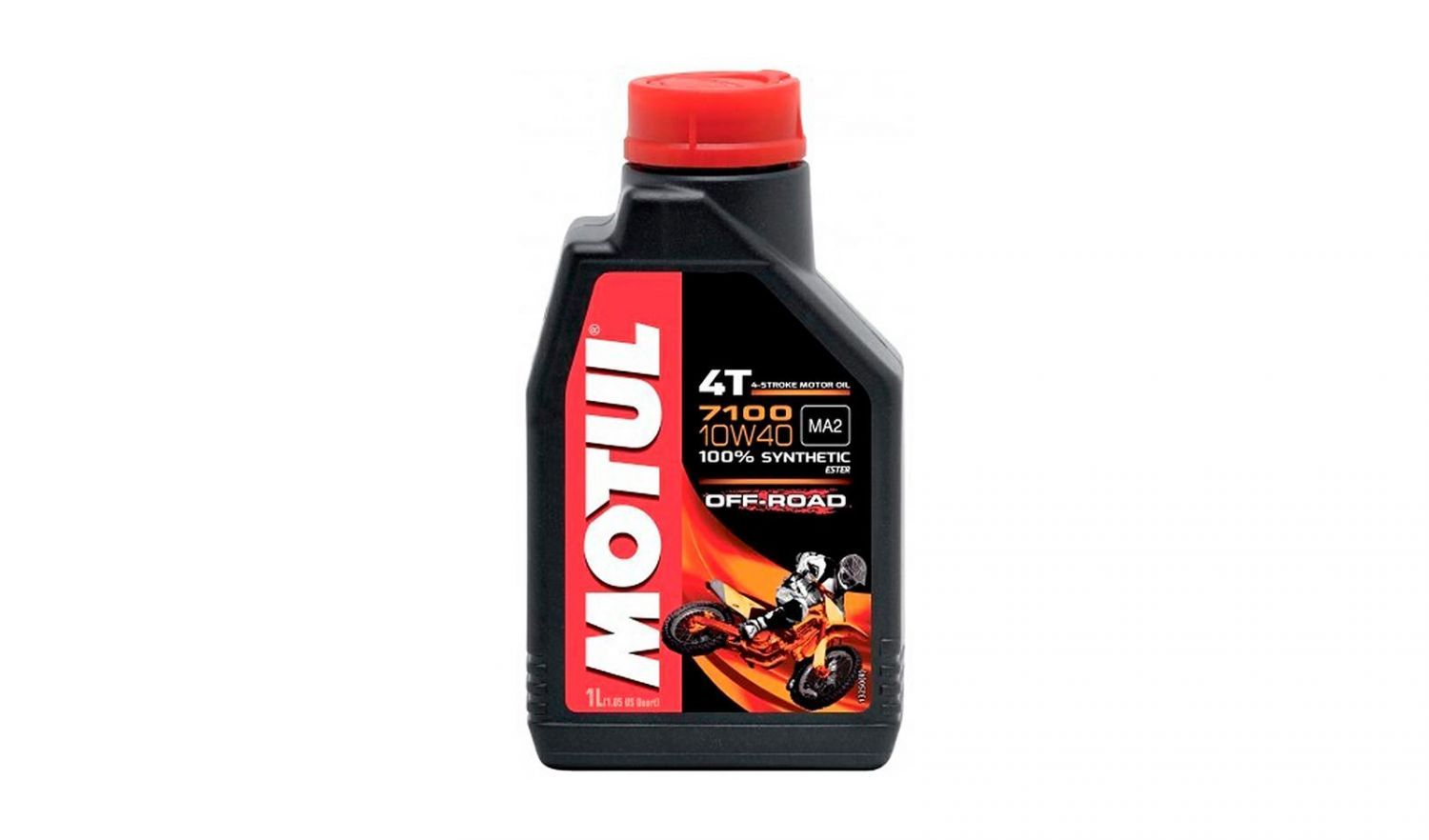 4 Stroke Engine Oils - 670242M image