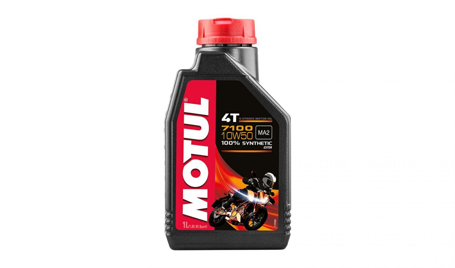 4 Stroke Engine Oils - 670251M image
