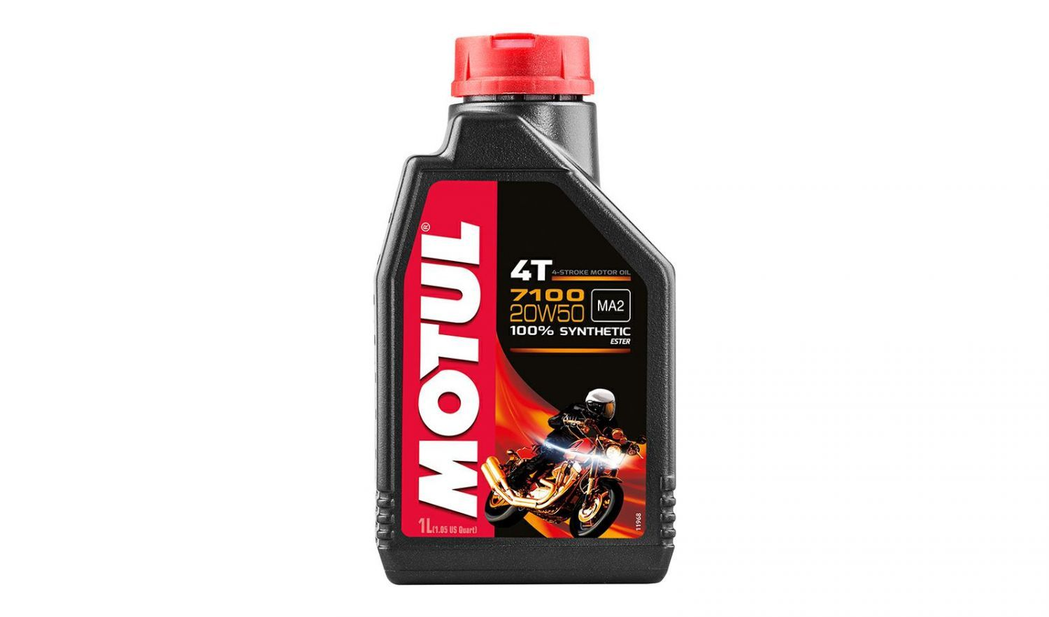 4 Stroke Engine Oils - 670281M image
