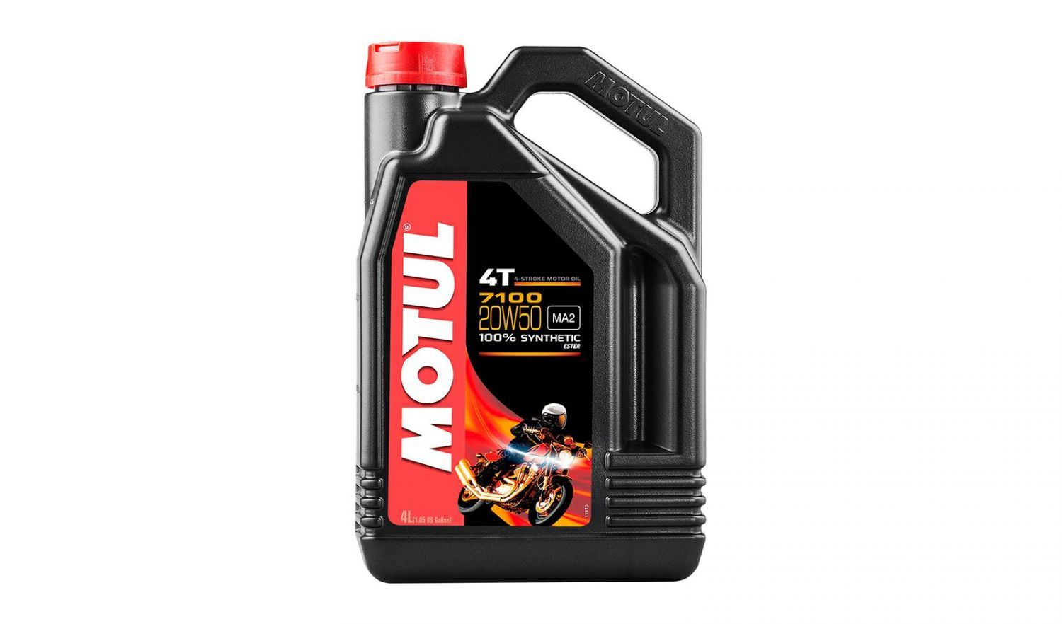 4 Stroke Engine Oils - 670284M image