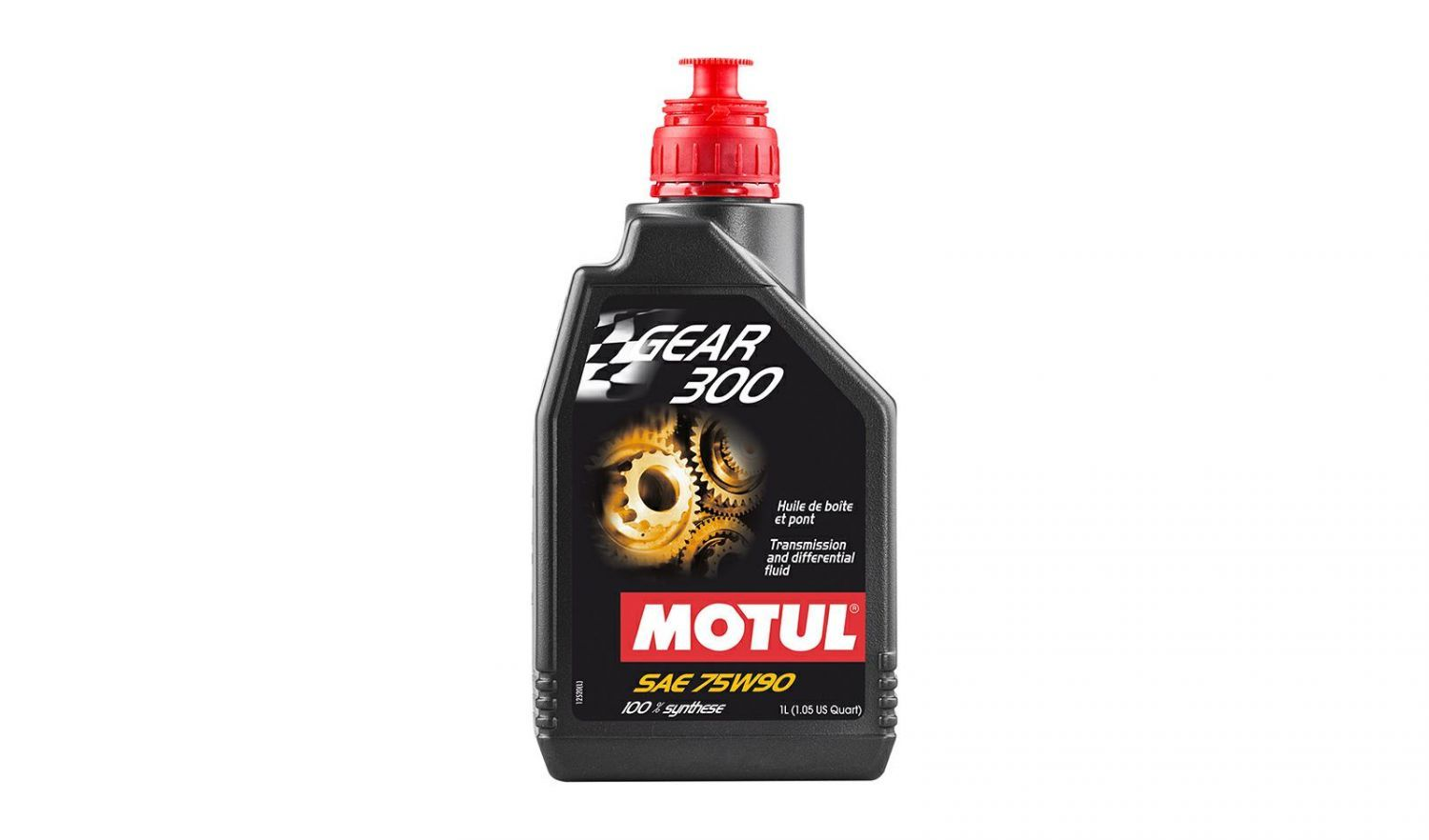 Transmission & Gear Oils - 670411M image