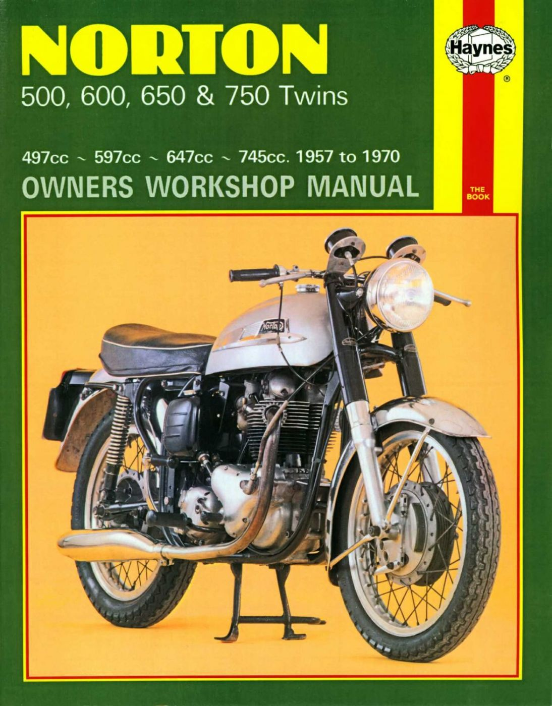 Haynes Manuals - 680187Y image
