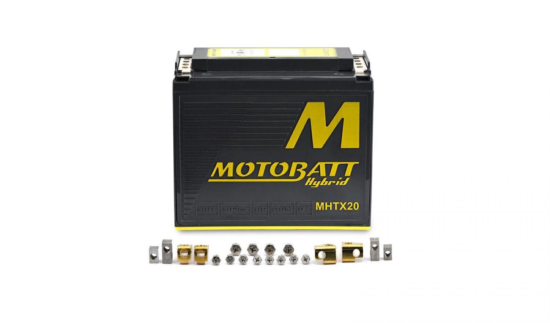 Motobatt Hybrid Batteries - 501205MH image