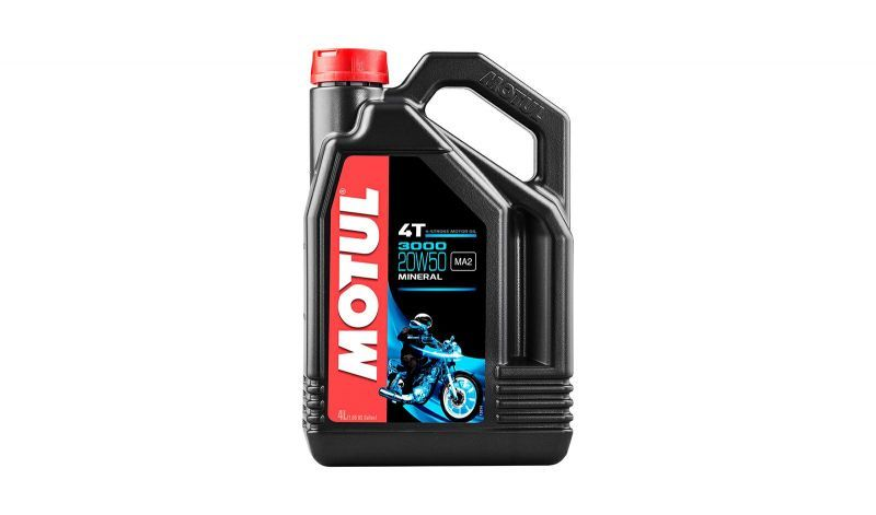 4 Stroke Engine Oils - 670114M image