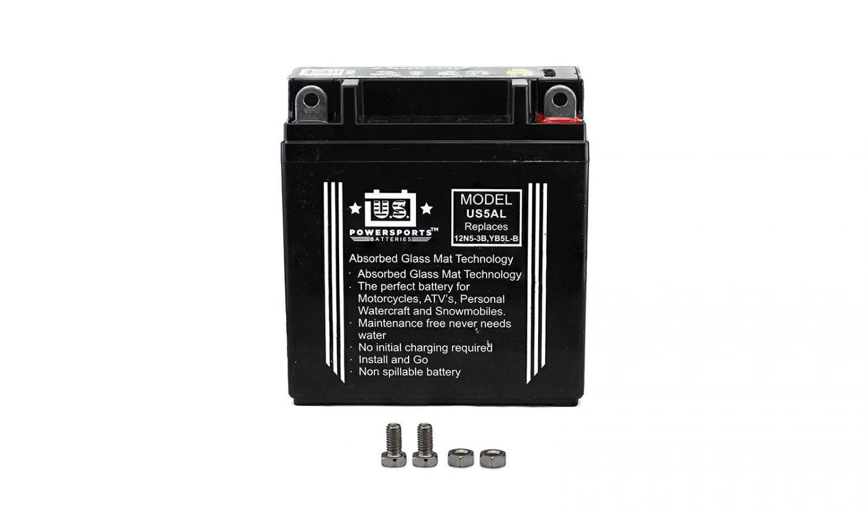 US Powersports Sealed Battery - 501051U image
