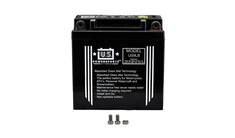 US Powersports Sealed Battery - 501093U image