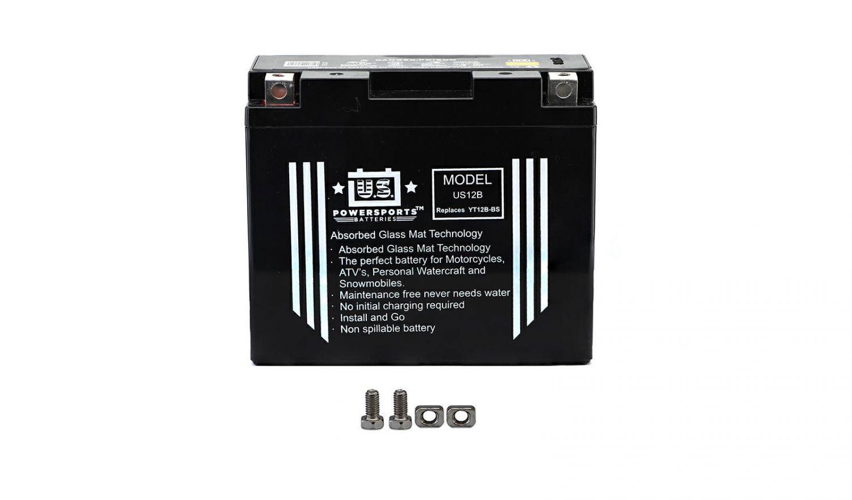 US Powersports Sealed Battery - 501126U image