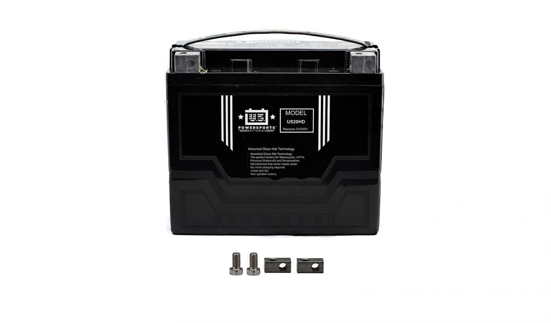 US Powersports Sealed Battery - 501204U image