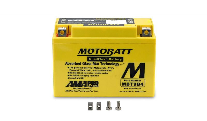Motobatt Batteries - 501098MY image