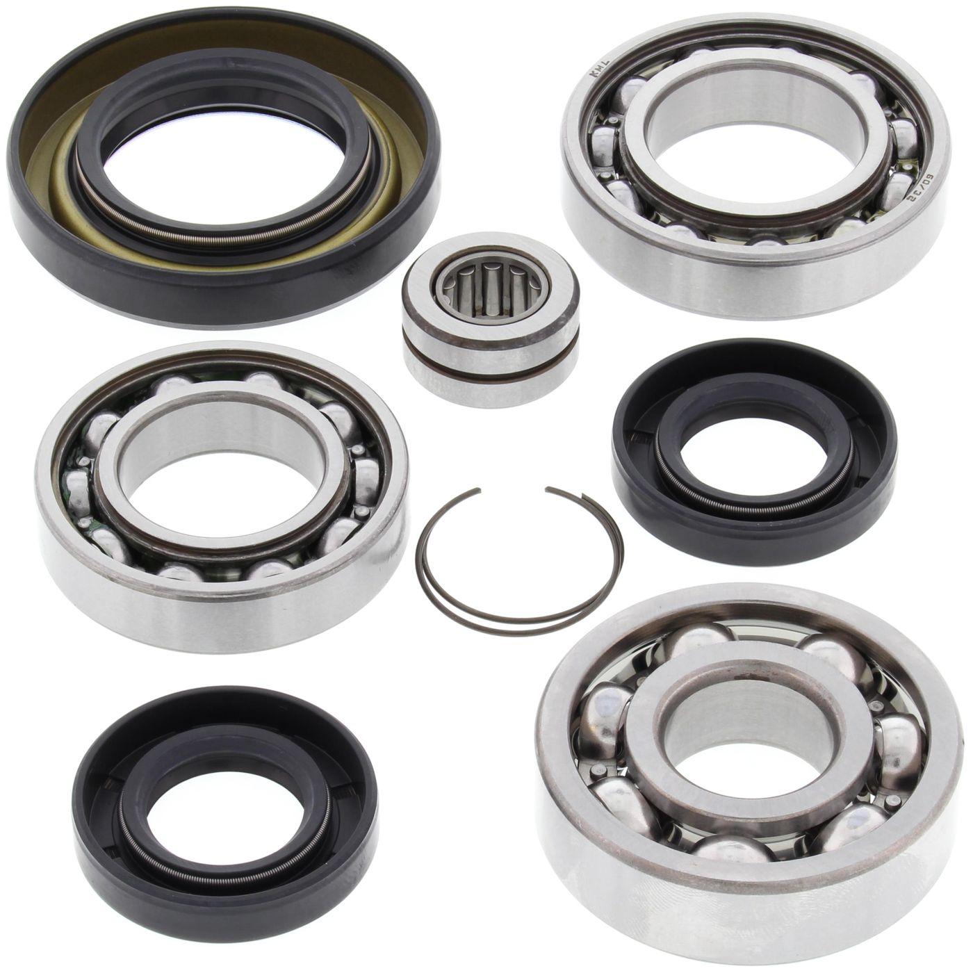Wrp Diff Bearing & Seal Kits - WRP252002 image