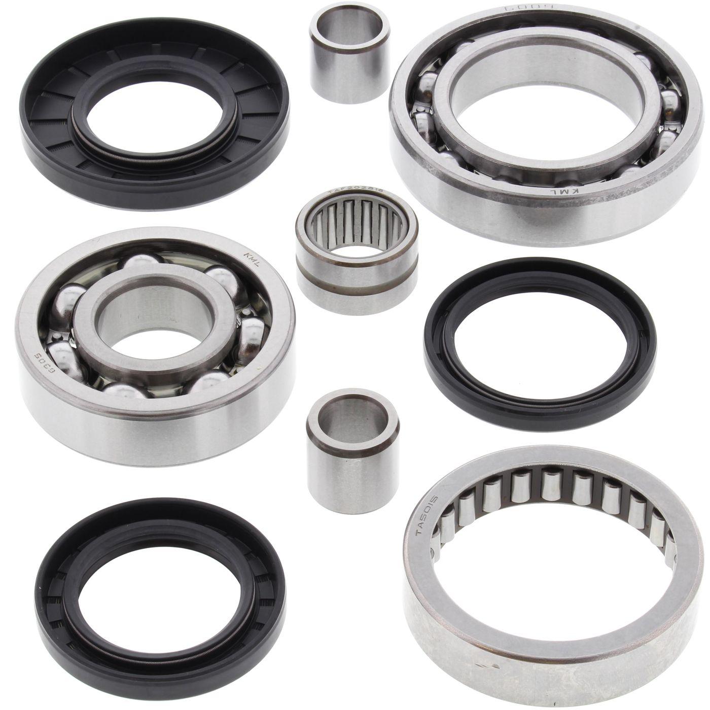 Wrp Diff Bearing & Seal Kits - WRP252021 image