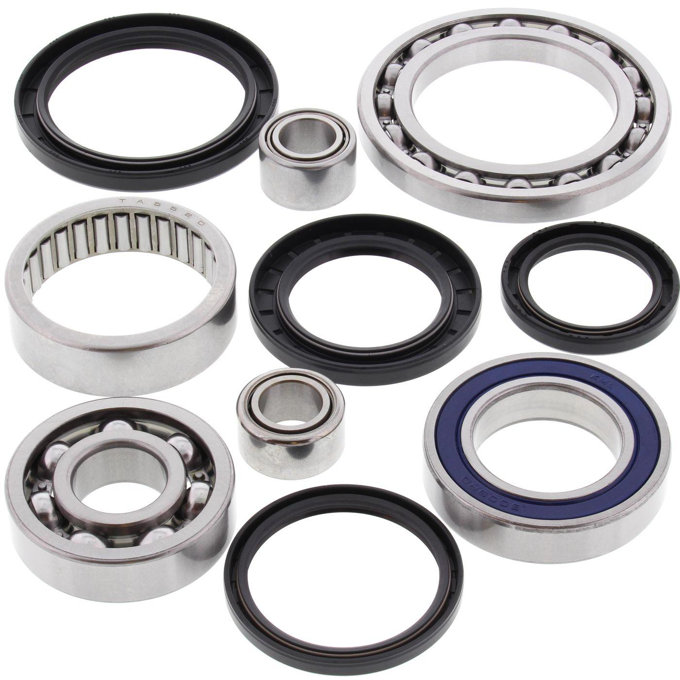Wrp Diff Bearing & Seal Kits - WRP252030 image