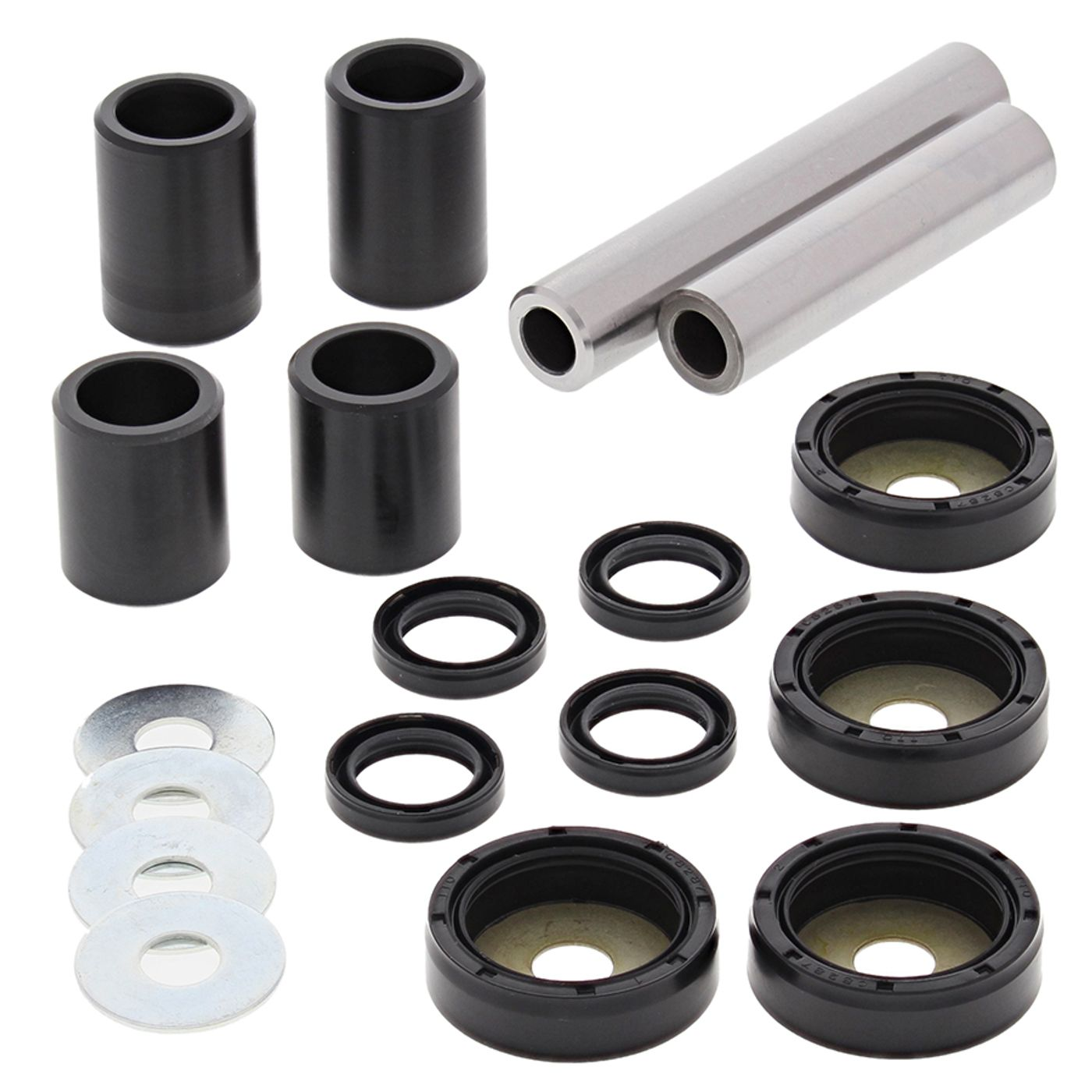 wrp rear ind. knuckle kits - WRP501075-K image